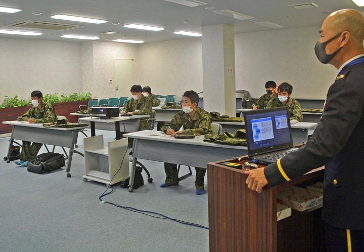 画像1: 高校生がインターン「初めての体験ばかり」|名寄駐屯地