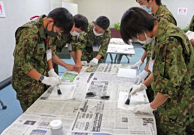 画像6: 高校生がインターン「初めての体験ばかり」|名寄駐屯地