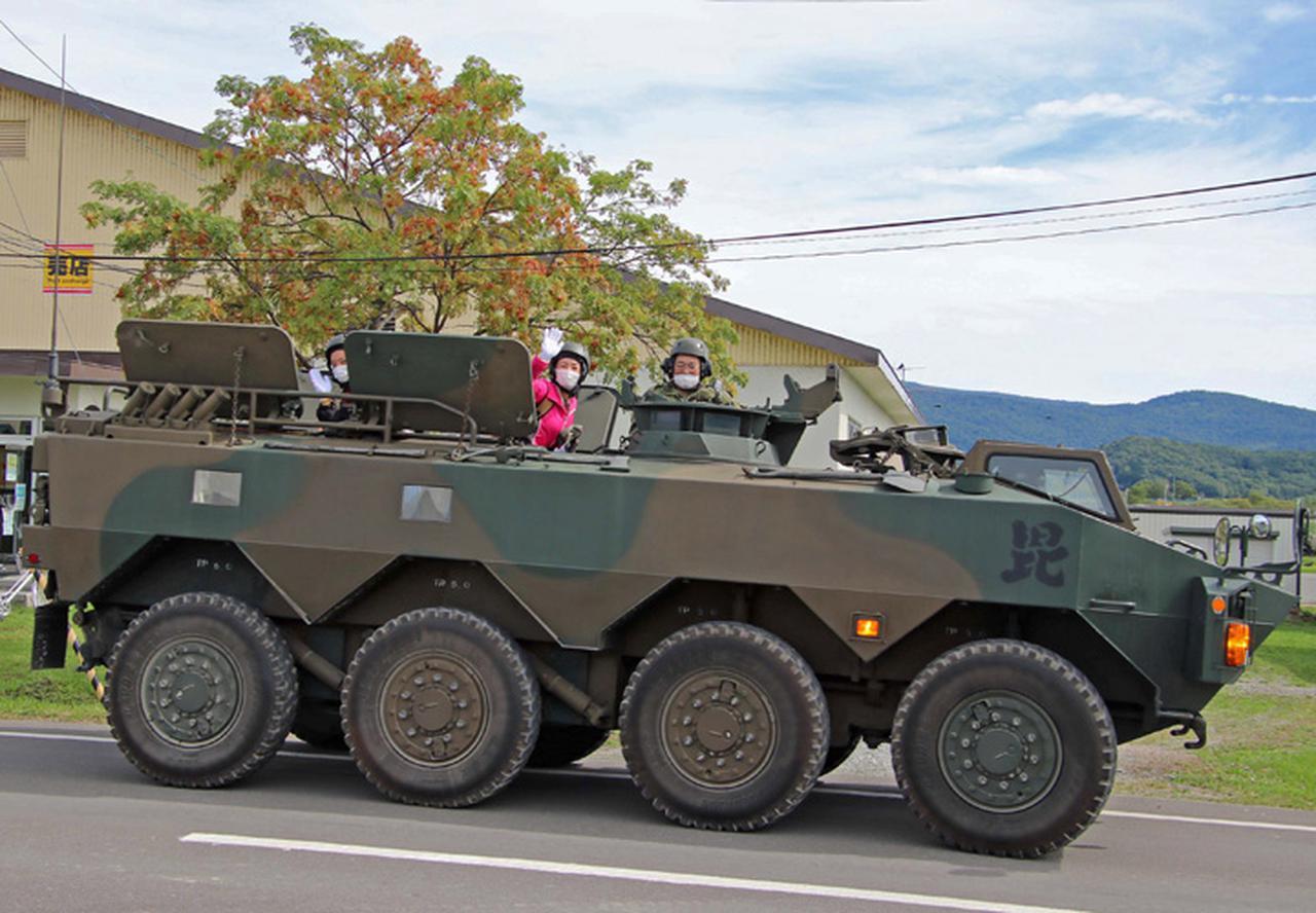画像4: 防衛モニターらヘリ体験搭乗|名寄駐屯地