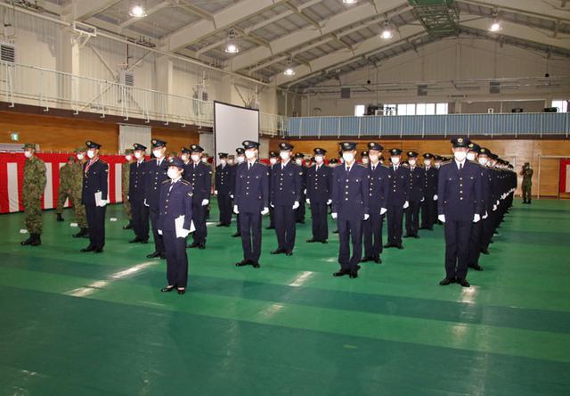 画像4: 「施設科隊員として新たな1歩」54人が課程修了|岩見沢駐屯地