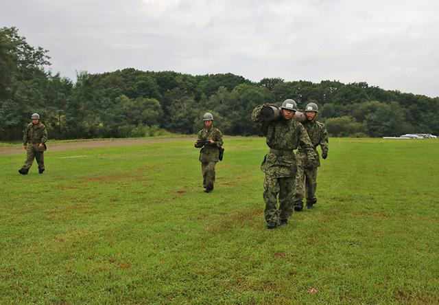 画像8: 「施設科隊員として新たな1歩」54人が課程修了|岩見沢駐屯地