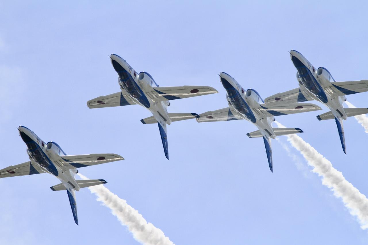 画像: 《海兵隊パイロットの度肝を抜いた4シップインバート》