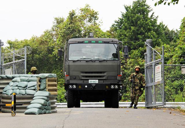画像: 有事での初度携行弾薬交付を想定し訓練|陸自関西補給処