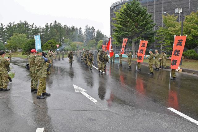 画像1: レンジャー精鋭14人、極限乗り越えて帰還 美幌駐屯地