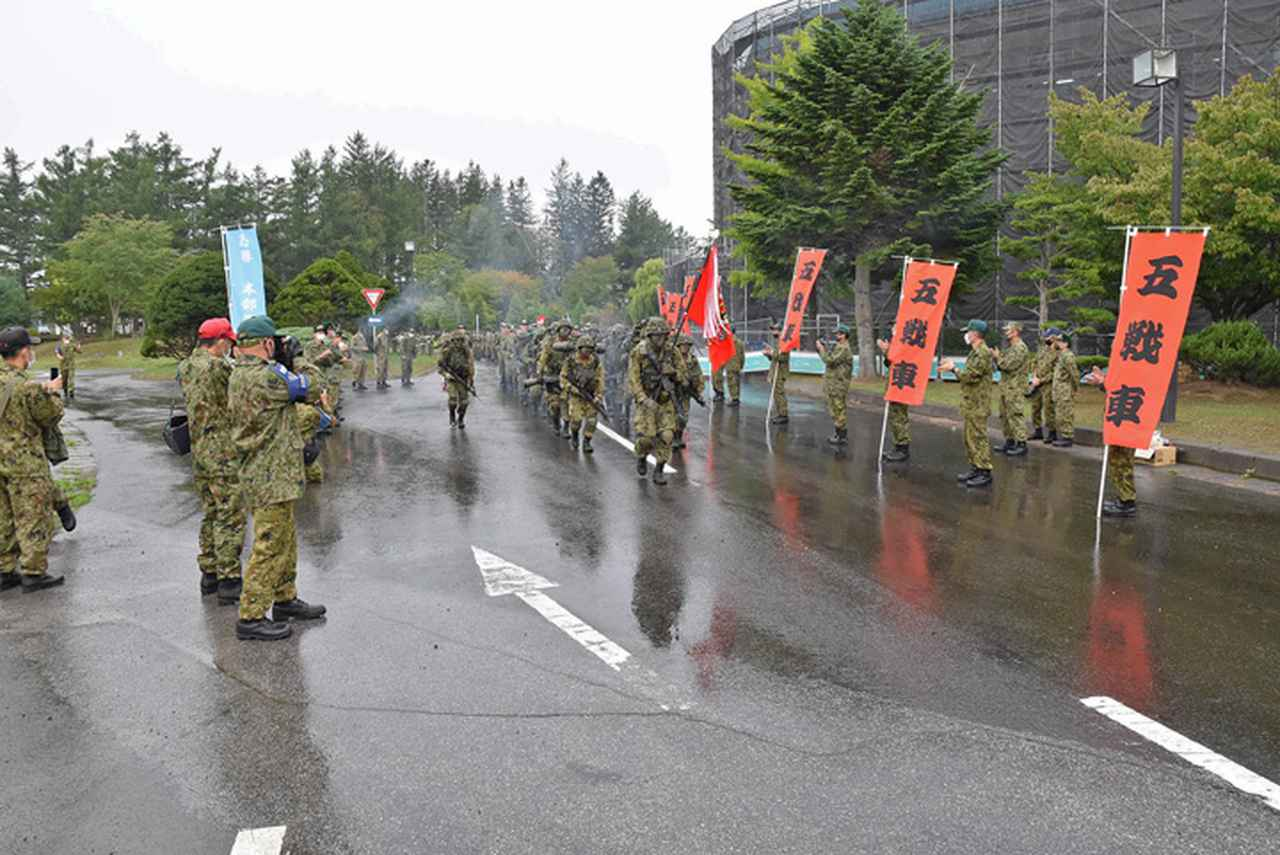 画像1: レンジャー精鋭14人、極限乗り越えて帰還|美幌駐屯地