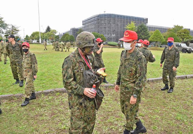 画像4: レンジャー精鋭14人、極限乗り越えて帰還 美幌駐屯地