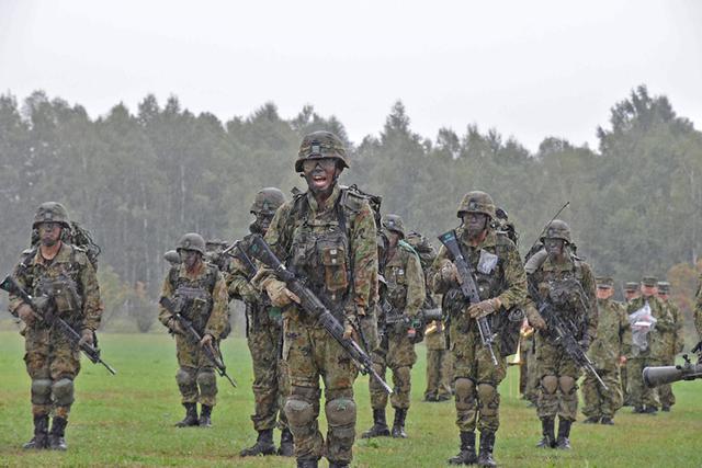画像2: レンジャー精鋭14人、極限乗り越えて帰還 美幌駐屯地