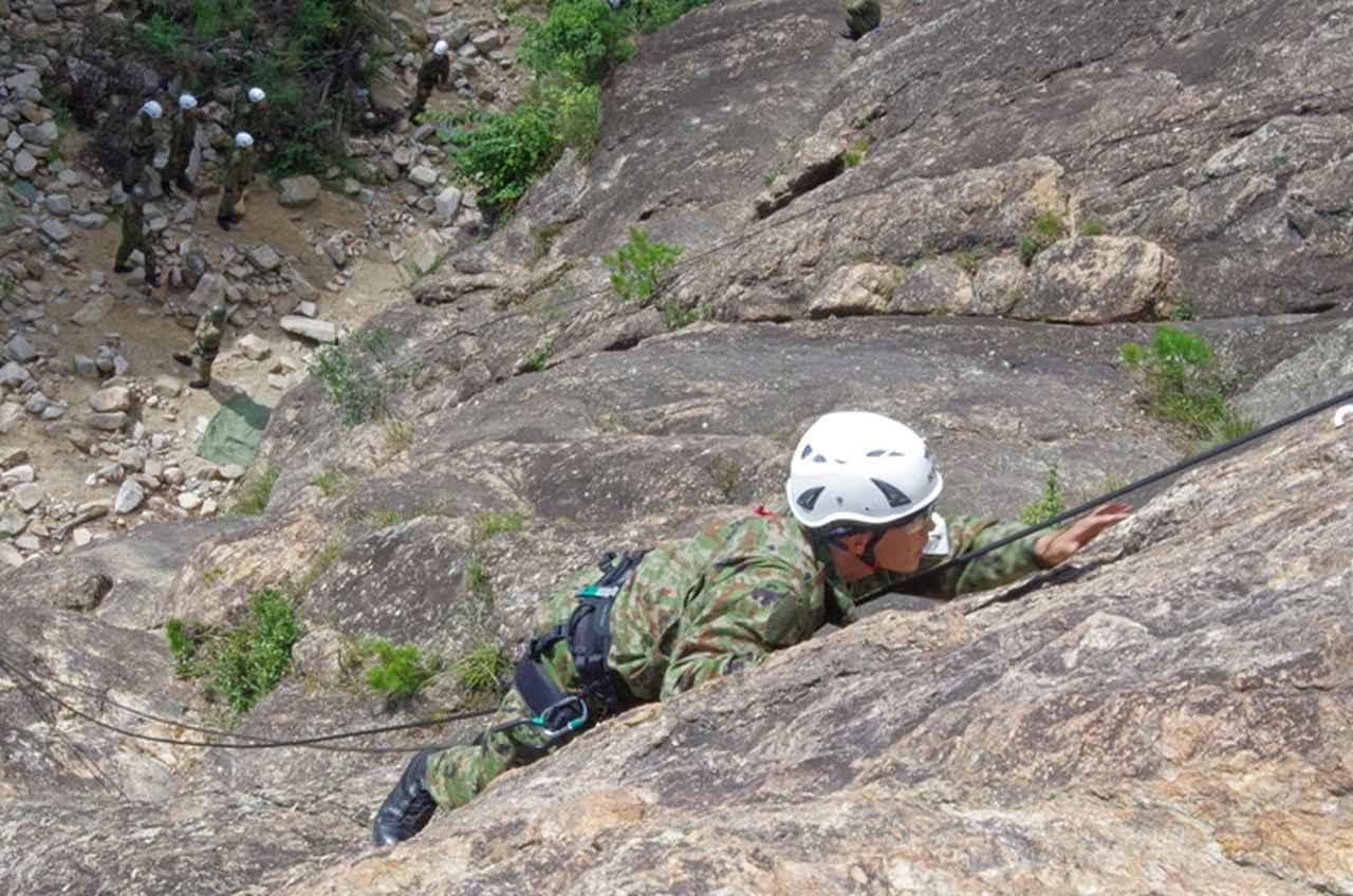 画像6: 山地潜入総合訓練(2020年9月29日~10月1日)