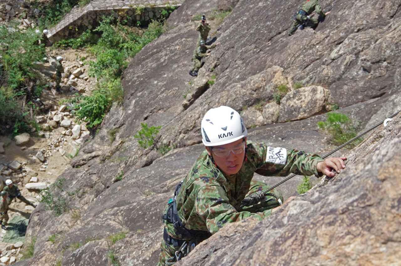 画像11: 山地潜入総合訓練(2020年9月29日~10月1日)