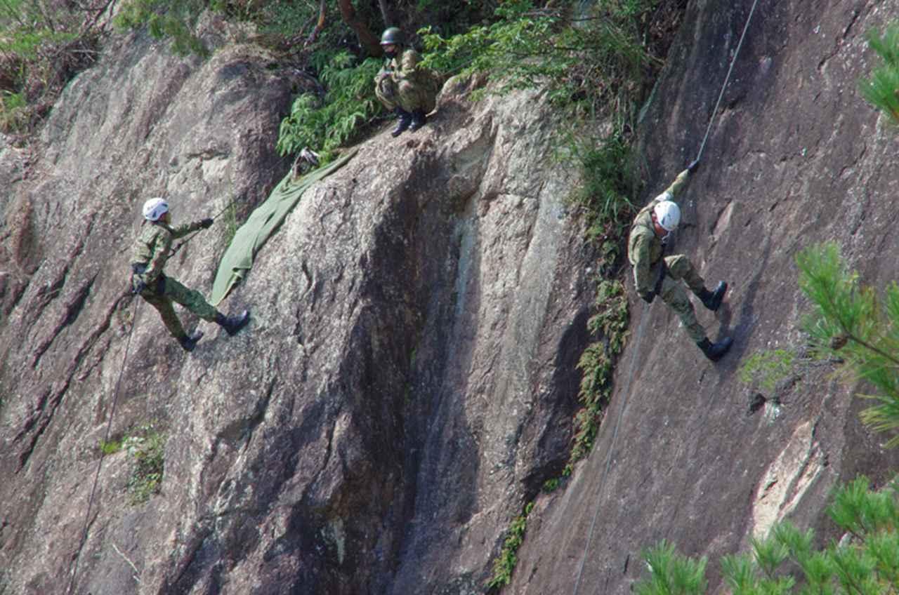画像8: 山地潜入総合訓練(2020年9月29日~10月1日)