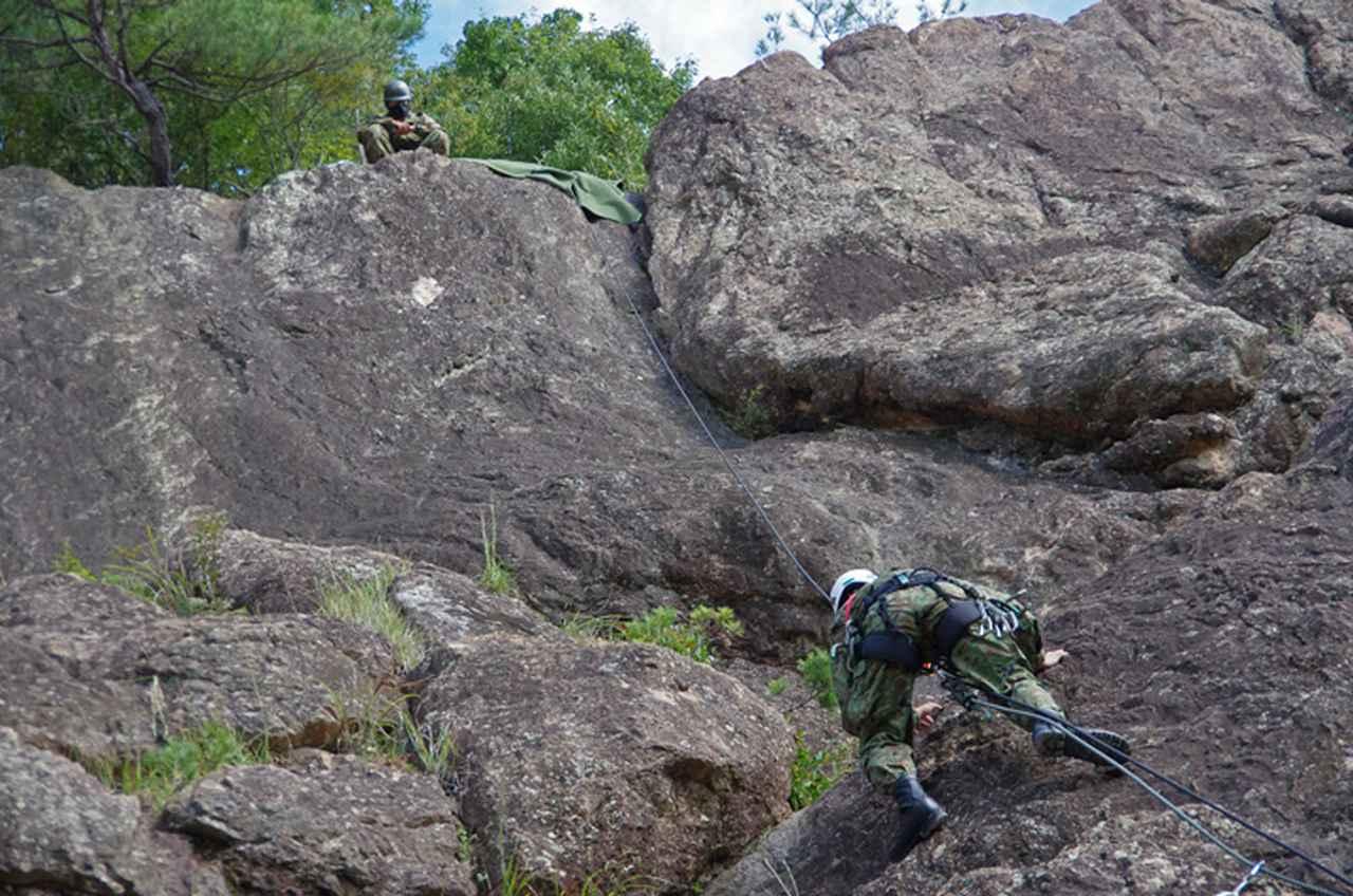 画像1: 山地潜入総合訓練(2020年9月29日~10月1日)