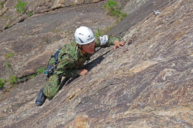画像10: 山地潜入総合訓練(2020年9月29日~10月1日)