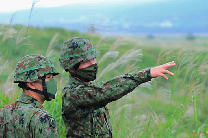 画像8: 第3次連隊野営 「常即公」一丸で訓練|武山駐屯地