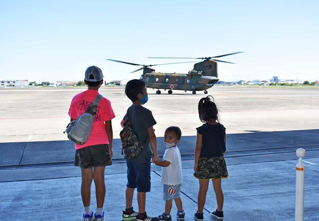 画像5: 定員縮小してヘリコプター体験搭乗|三重地本