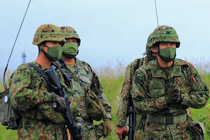画像7: 第3次連隊野営 「常即公」一丸で訓練|武山駐屯地