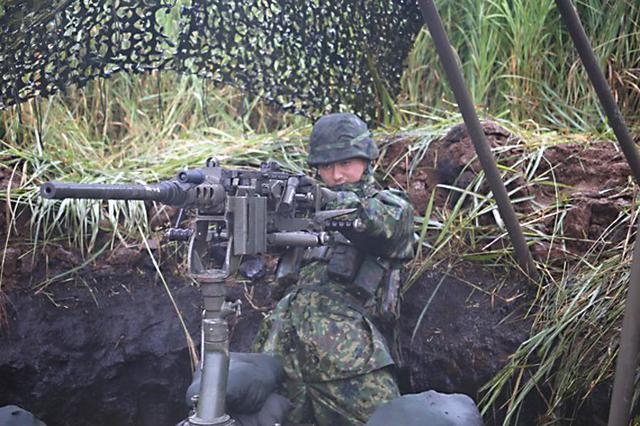 画像3: 第3次連隊野営 「常即公」一丸で訓練|武山駐屯地