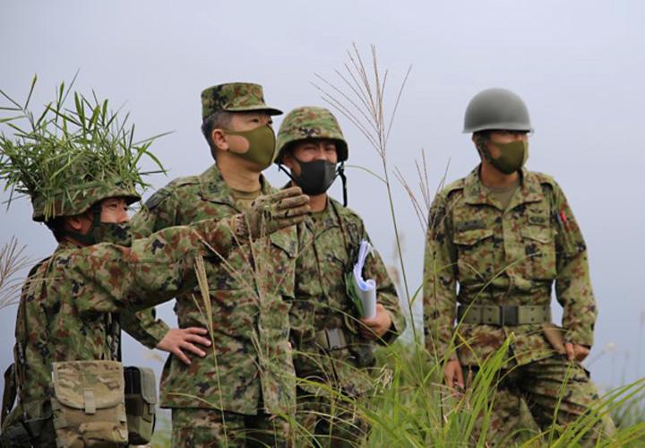 画像9: 第3次連隊野営 「常即公」一丸で訓練|武山駐屯地