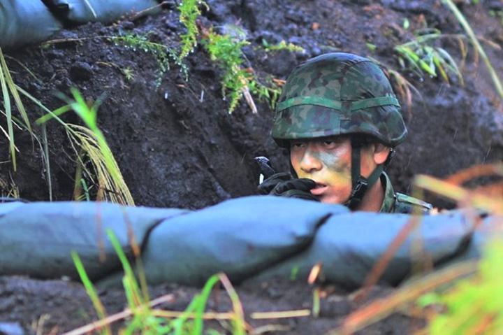 画像5: 第3次連隊野営 「常即公」一丸で訓練|武山駐屯地