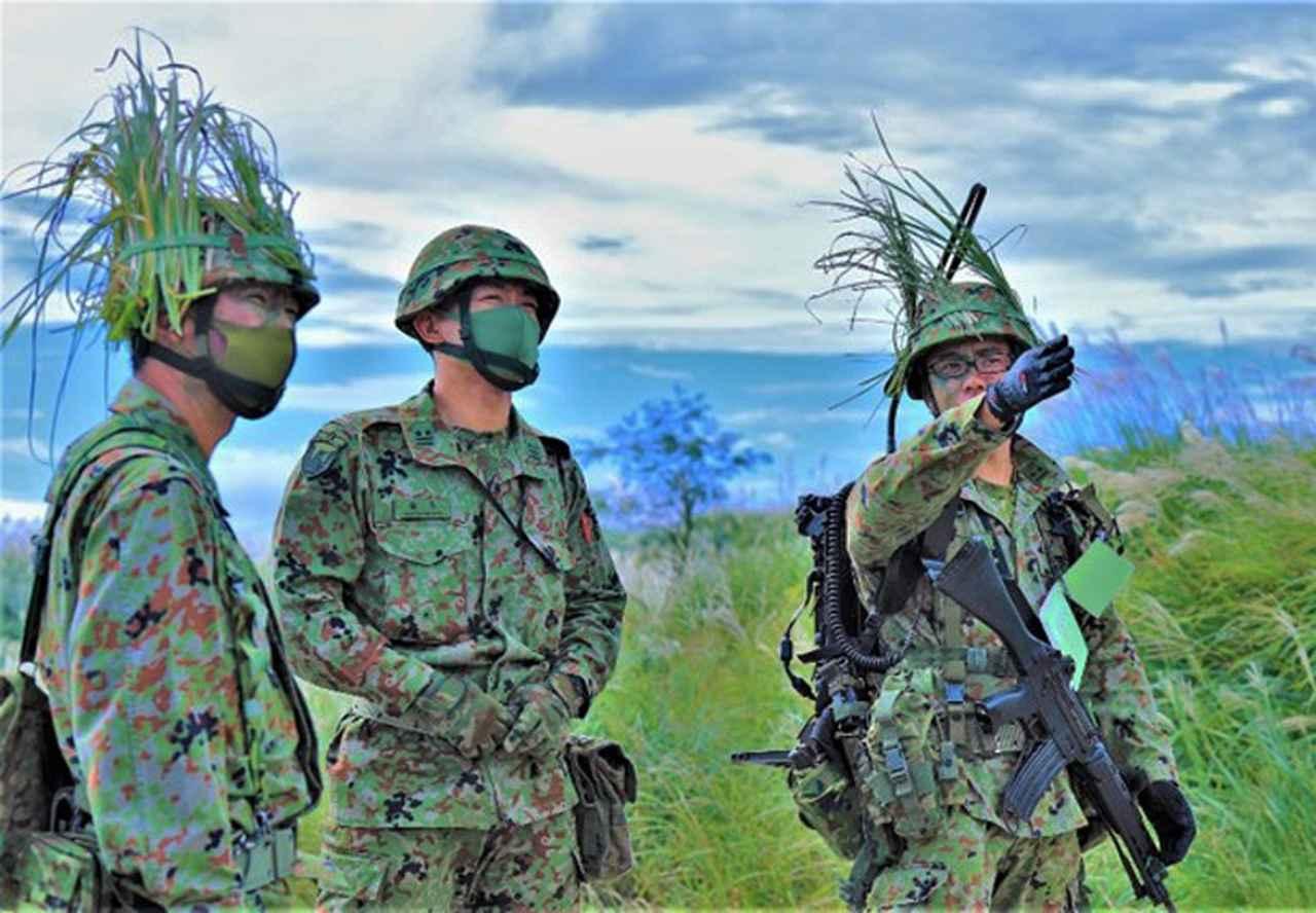 画像6: 第3次連隊野営 「常即公」一丸で訓練|武山駐屯地
