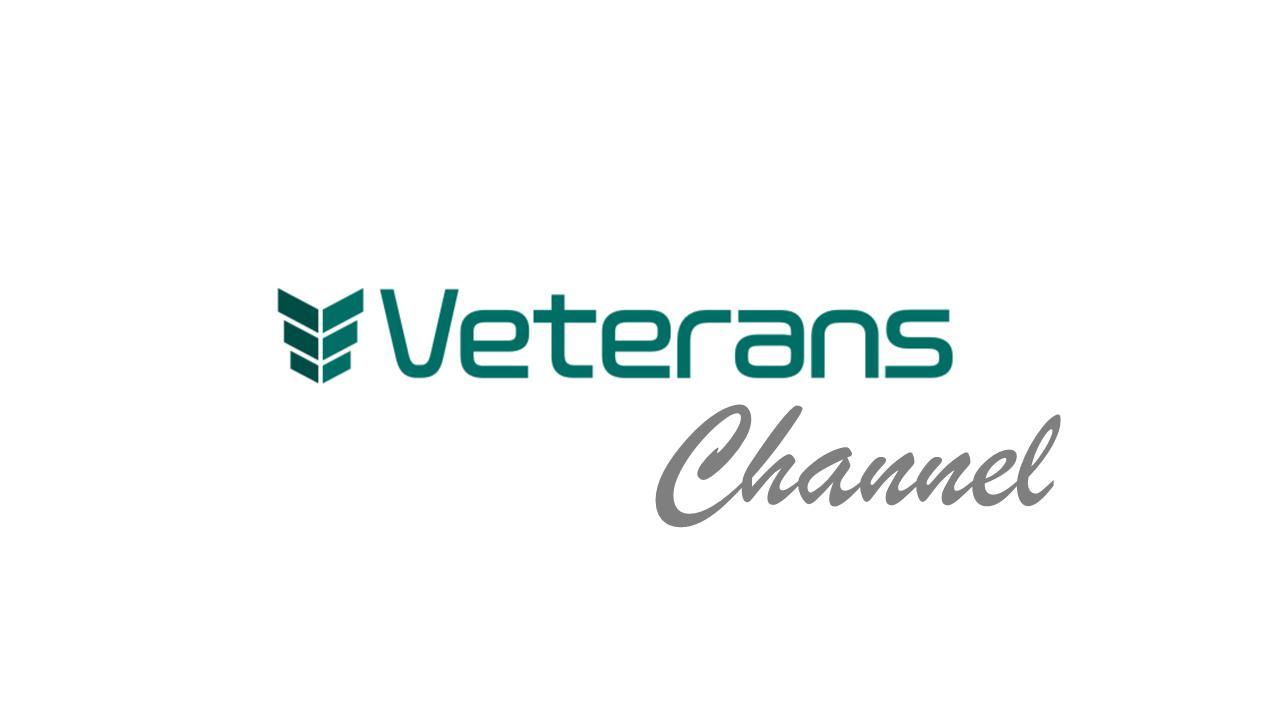 画像: Veterans Channelのロゴです