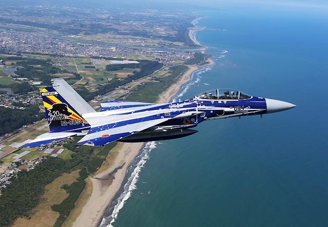 画像1: 飛行教育航空隊 多数機で初の地上滑走|空自新田原基地