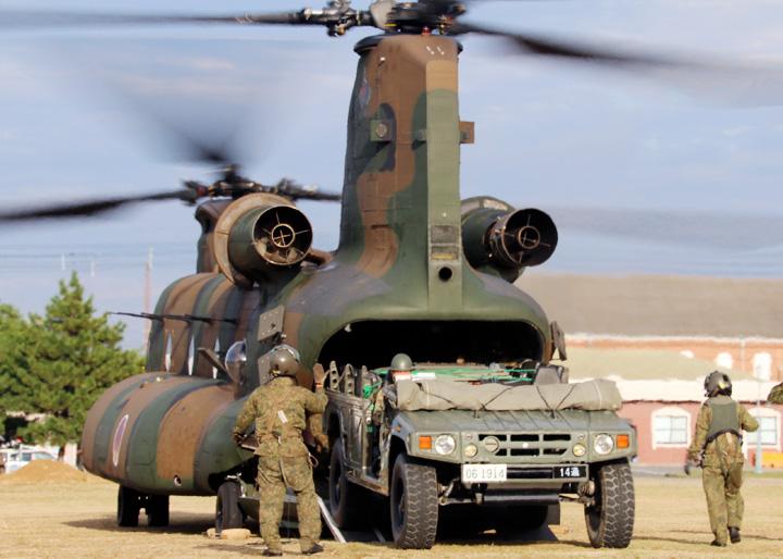 画像2: 善通寺、与那国両駐で中方機動展開訓練|陸自14旅団