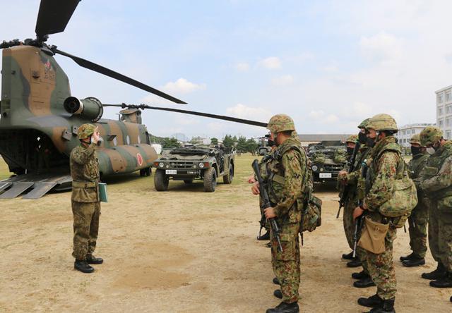 画像5: 善通寺、与那国両駐で中方機動展開訓練|陸自14旅団