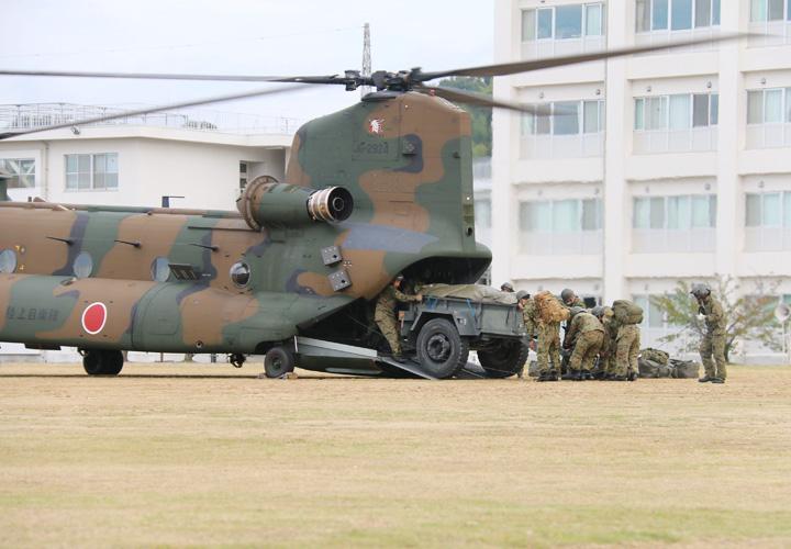 画像3: 善通寺、与那国両駐で中方機動展開訓練|陸自14旅団
