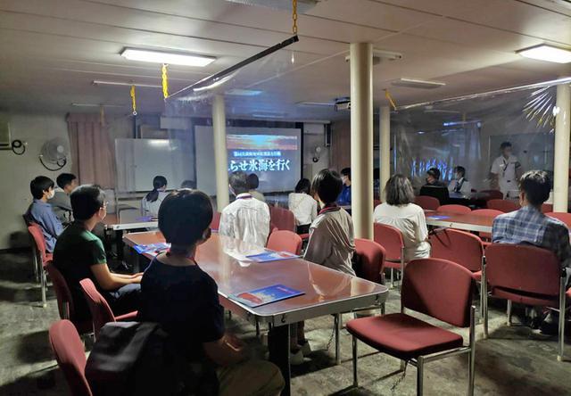 画像8: マリンフェアに募集対象者29人を引率|愛知地本