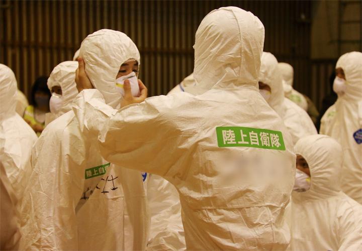 画像2: 香川で鳥インフルエンザ 11月に5件の災派 陸自14旅団