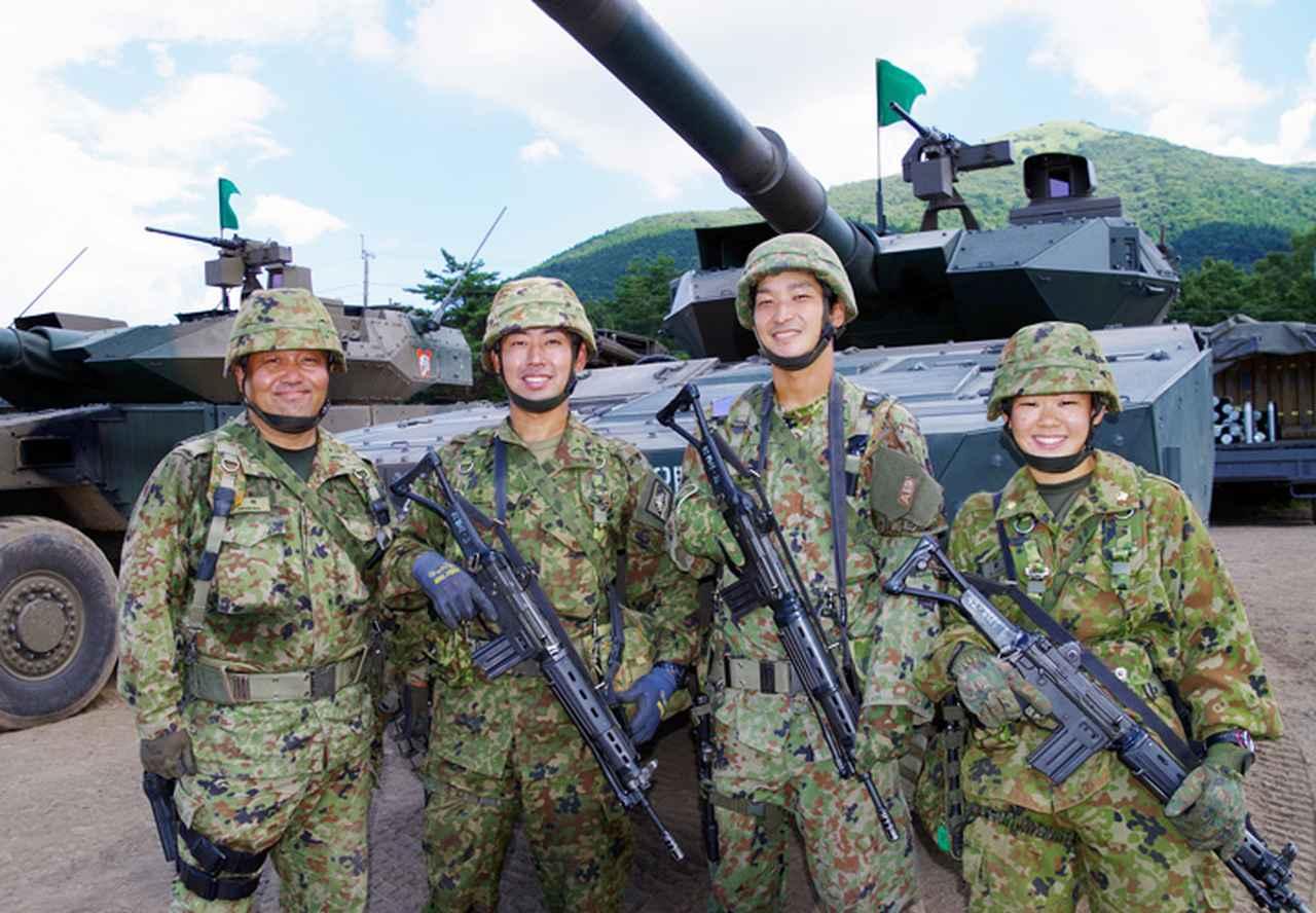 画像2: 機動戦闘車合同射撃訓練に参加して 藤原 愛咲 陸士長(北熊本駐42即応機動連隊 機動戦闘車隊)
