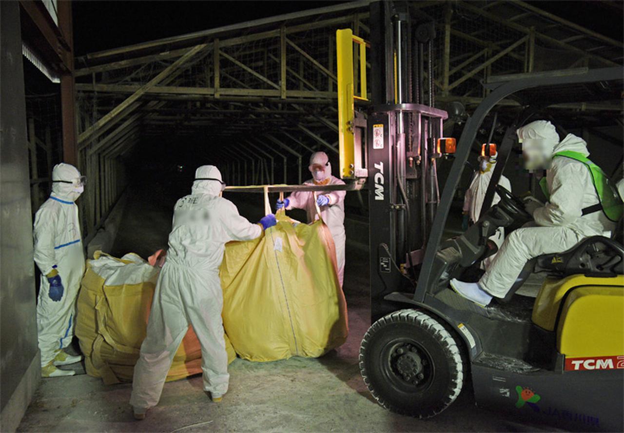 画像3: 香川で鳥インフルエンザ 11月に5件の災派 陸自14旅団