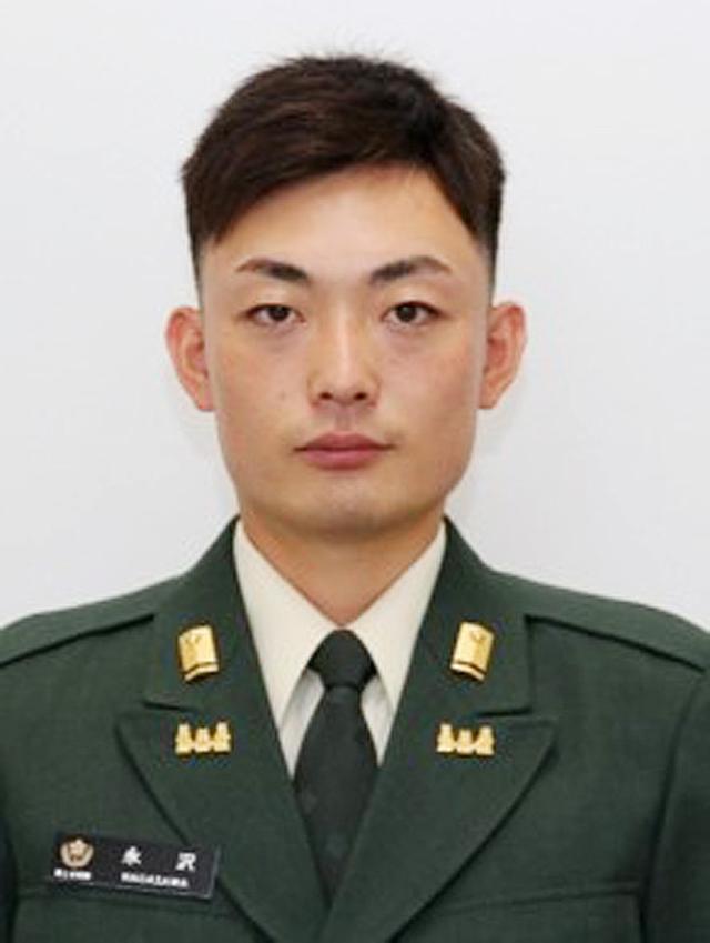 画像: 永沢 健太 3陸曹(神町駐屯地第6施設大隊)