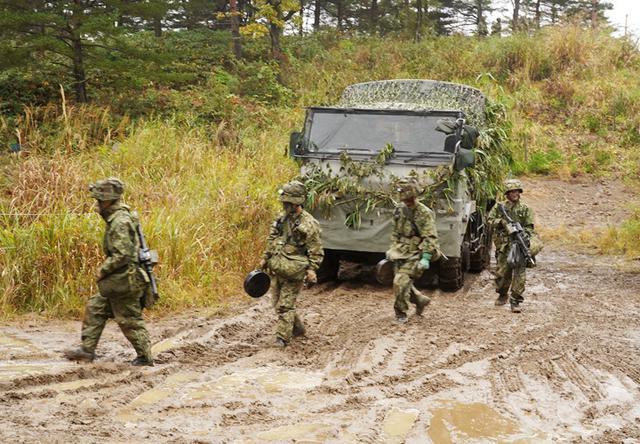 画像5: 「5夜6日訓練検閲」陣地防御の任務完遂|神町駐屯地