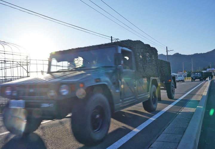 画像1: 「5夜6日訓練検閲」陣地防御の任務完遂|神町駐屯地