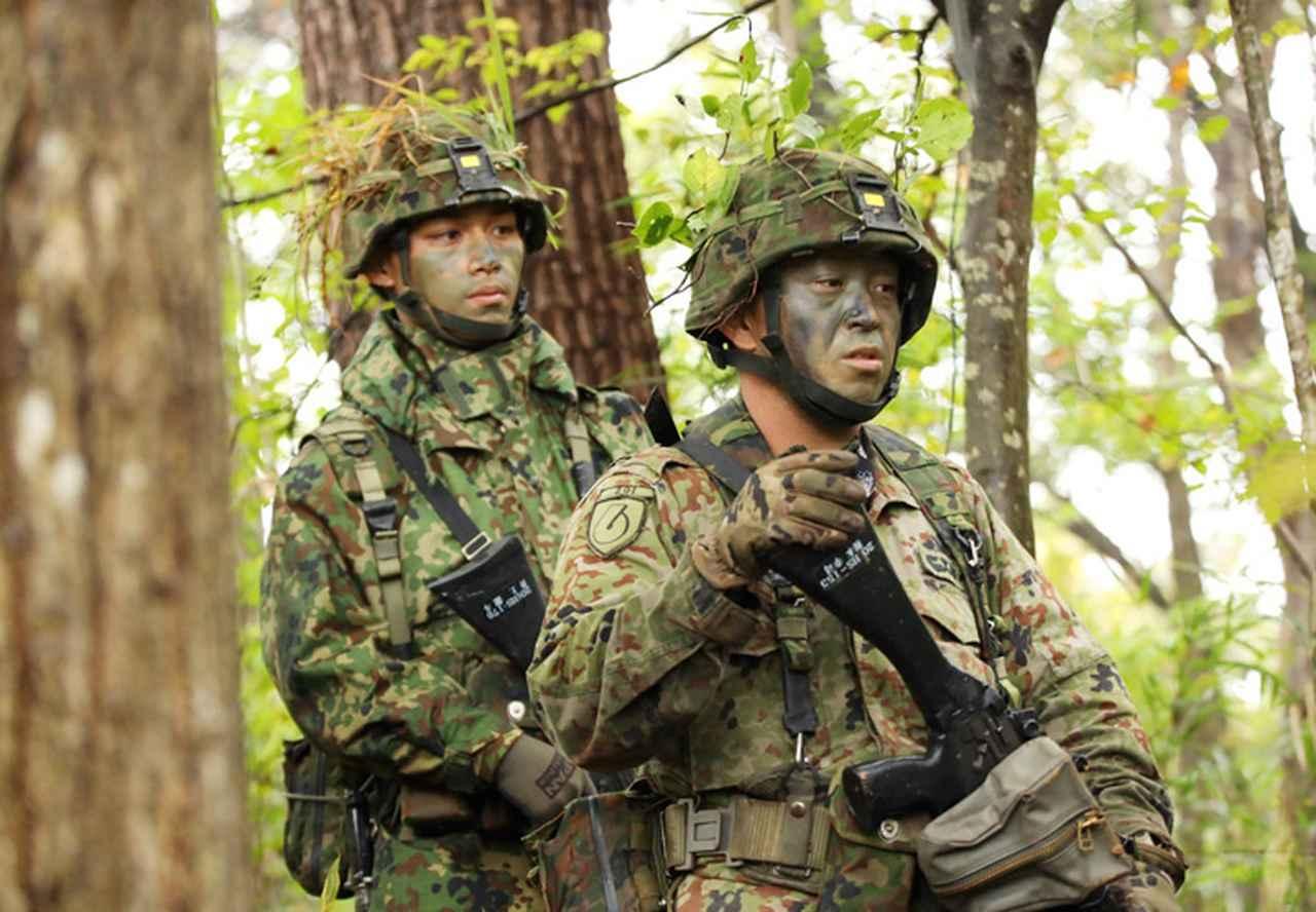 画像4: 「5夜6日訓練検閲」陣地防御の任務完遂|神町駐屯地
