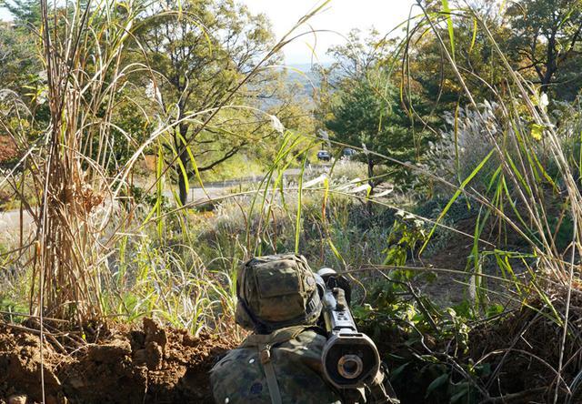 画像3: 「5夜6日訓練検閲」陣地防御の任務完遂|神町駐屯地