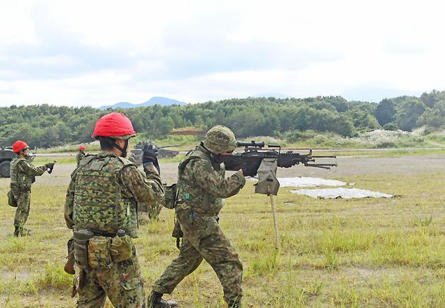 画像5: 22即機連野営訓練 機動と火力の連携を演練|多賀城駐屯地