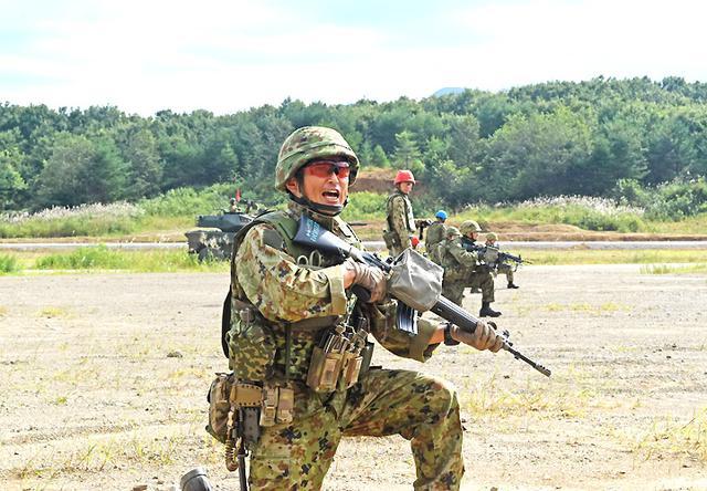 画像6: 22即機連野営訓練 機動と火力の連携を演練|多賀城駐屯地