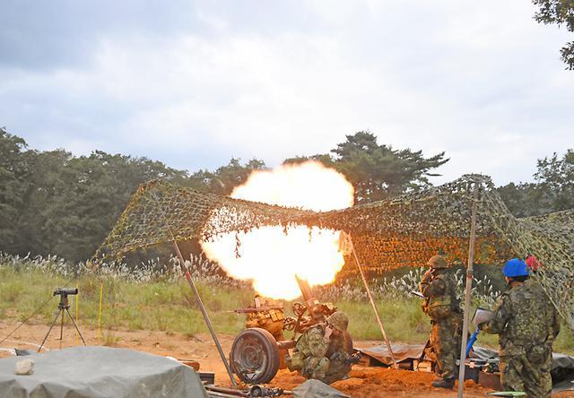 画像7: 22即機連野営訓練 機動と火力の連携を演練|多賀城駐屯地