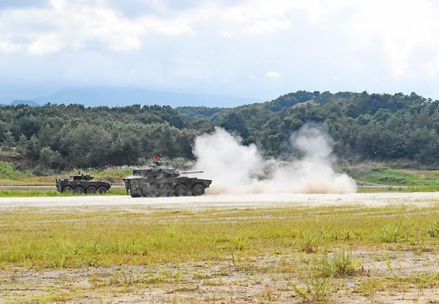 画像4: 22即機連野営訓練 機動と火力の連携を演練|多賀城駐屯地