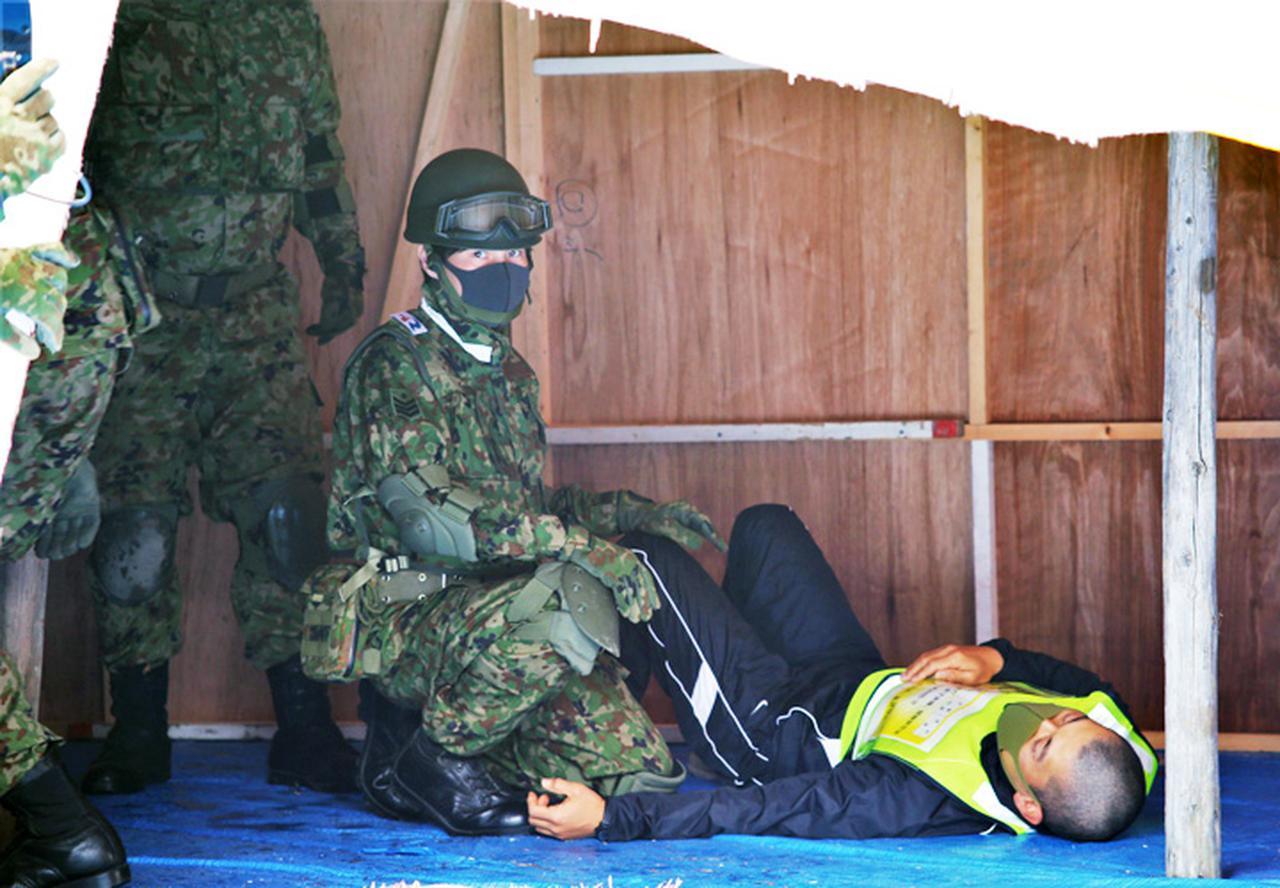画像: 【横浜】負傷者の確認