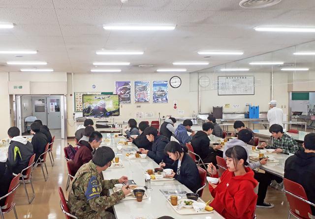 画像10: 初めての試み 職種に特化した駐屯地見学|長野地本