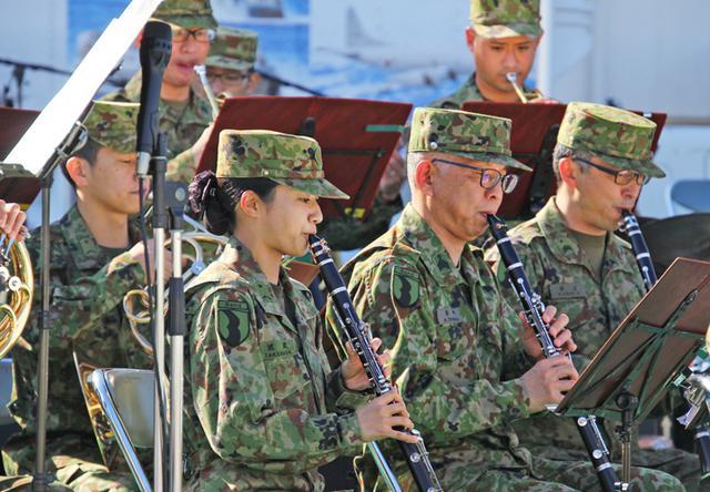 画像: 陸上自衛隊第3音楽隊