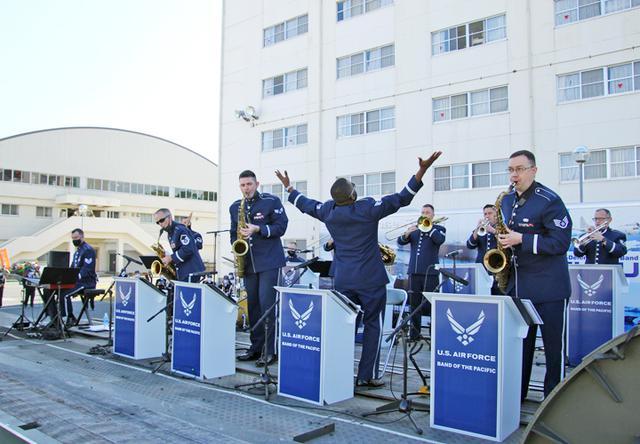 画像: 米空軍太平洋音楽隊