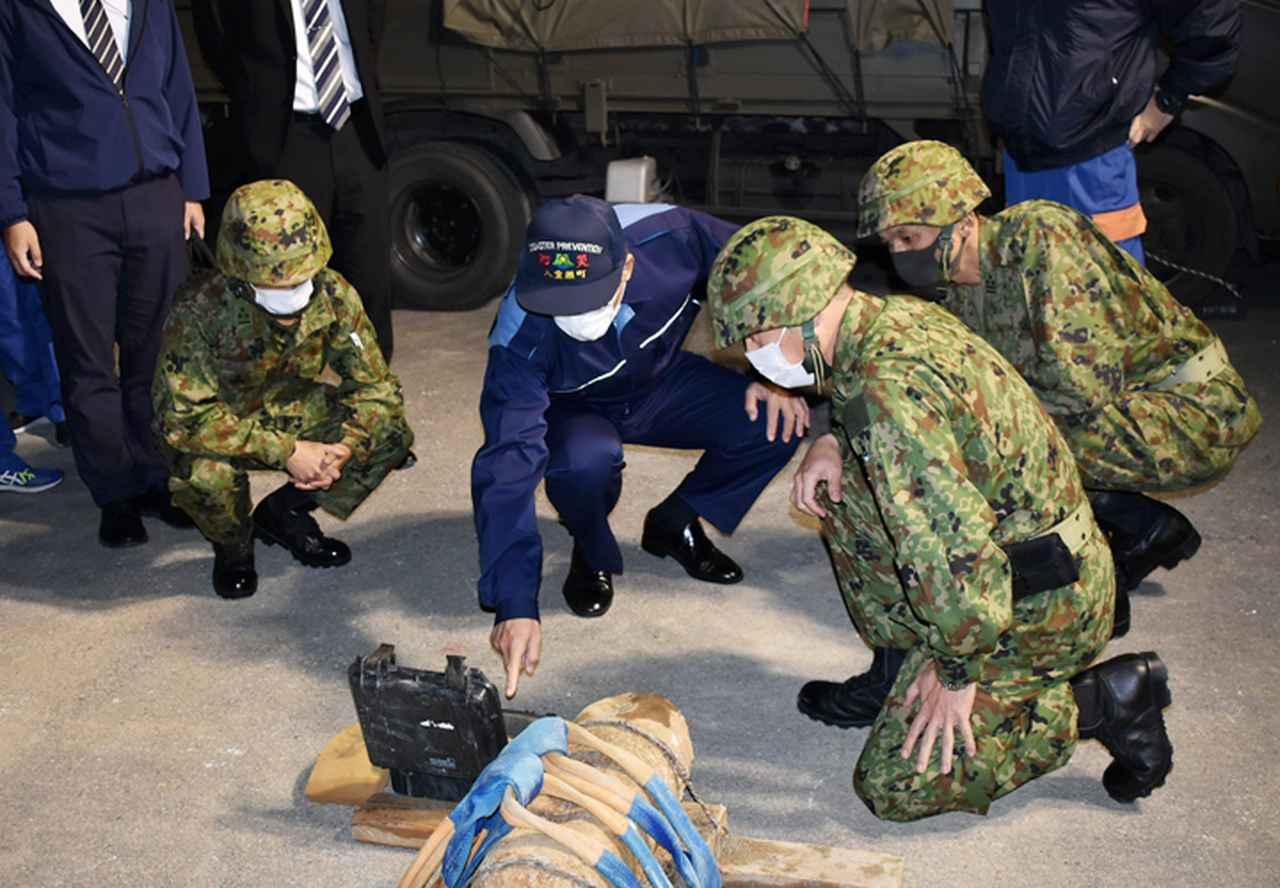 画像3: 沖縄県内で3.8万件超 101不発弾処理隊の任務続く 陸自15旅団