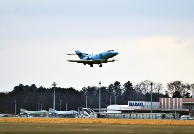 画像2: 百里救難隊(UH60J及びU125A)飛行初め