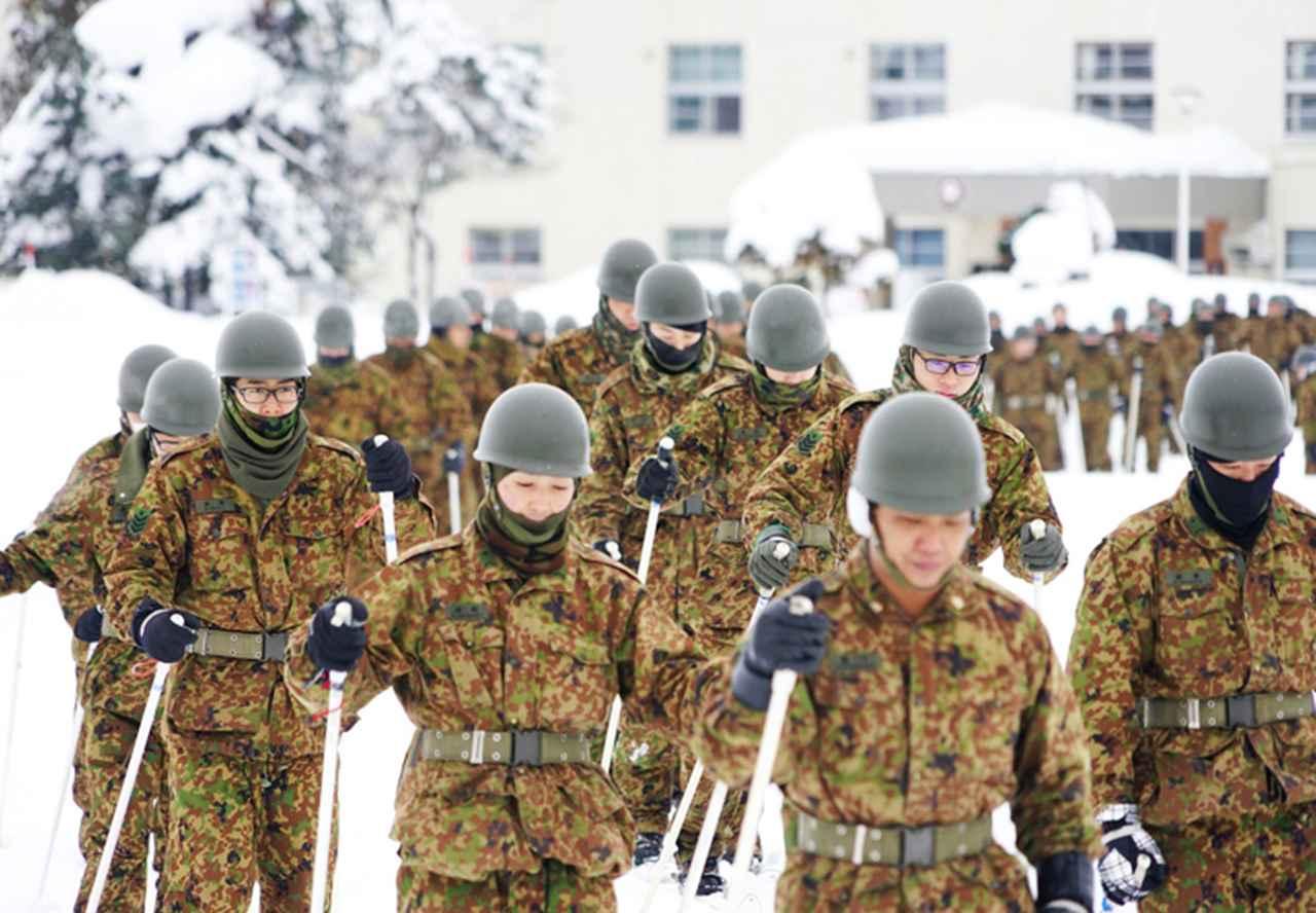 画像: 第398施設中隊