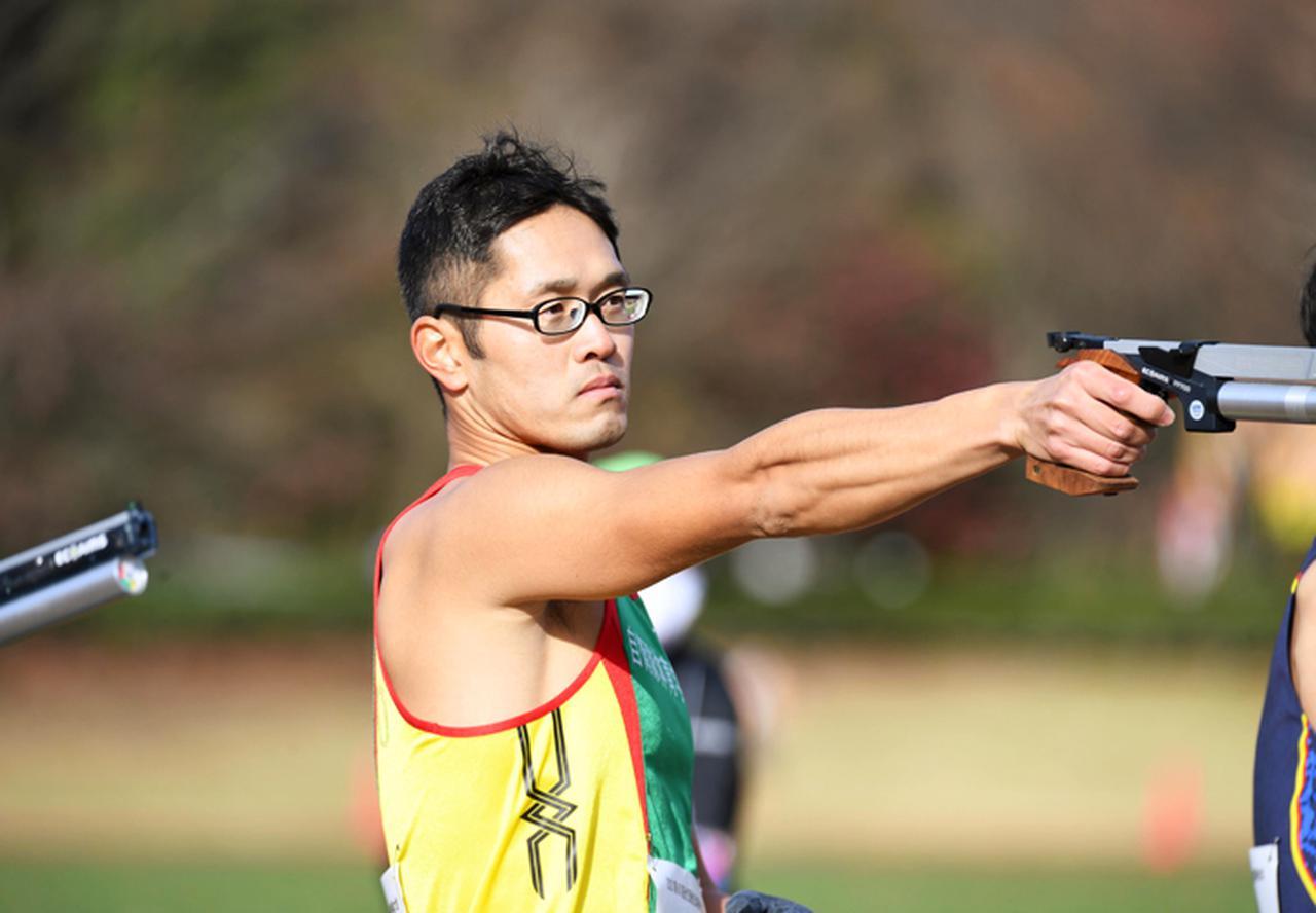 画像2: 第60回近代五種全日本選手権大会 男女で優勝