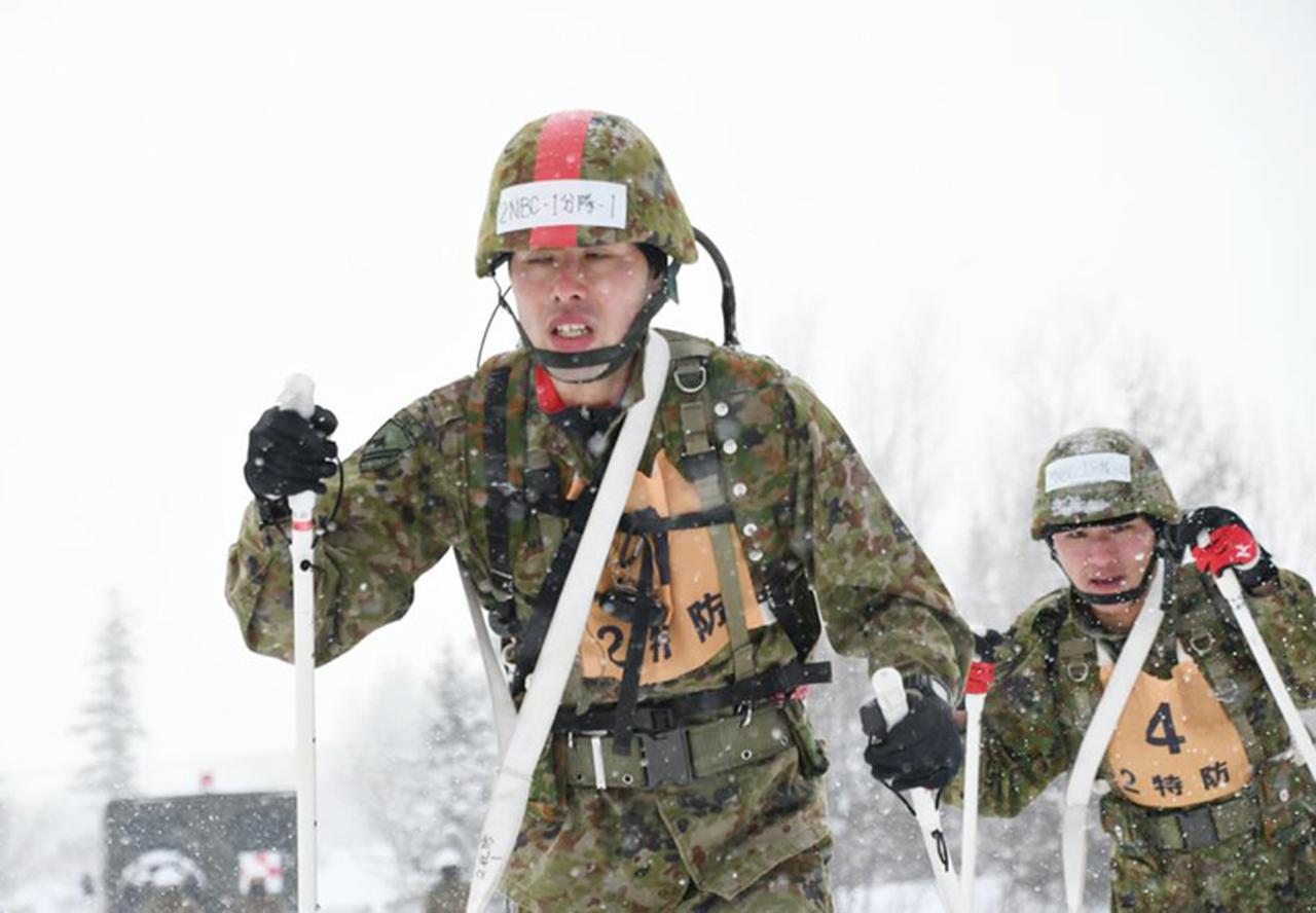 画像: 第2特殊武器防護隊
